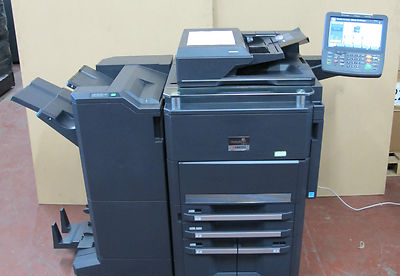 KYOCERA TASKalfa 6550ci Fast 65ppm Photocopier Copier scan printer
